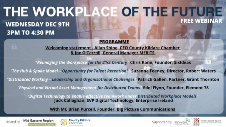 MERTIS Webinar - The Workplace of the Future