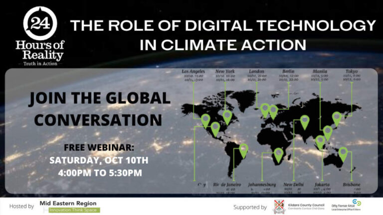 MERITS - Role of Digital tech in Climate Action