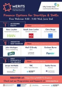 PowerUp finance for StartUps and SME's webinar