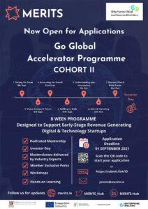 Go Global Accelerator Programme Aug21